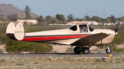 A picture of N2771H - Erco 415C Ercoupe - [3396] - © Jeremy D. Dando