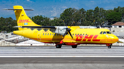 TG-DHP - ATR 42-300(F) - DHL de Guatemala