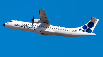 A picture of ECKRY - ATR 72500 - CanaryFly - © Pablo Gonzalez de Leon