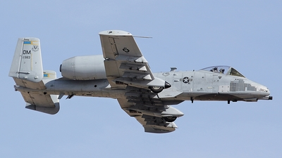81-0983 - Fairchild A-10C Thunderbolt II - United States - US Air Force (USAF)