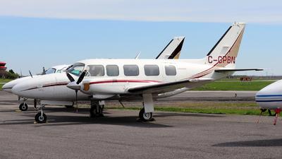 C-GPBN - Piper PA-31-350 Navajo Chieftain - Private