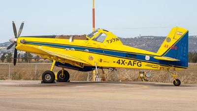 4X-AFG - Air Tractor AT-802 - Chim-Nir Aviation