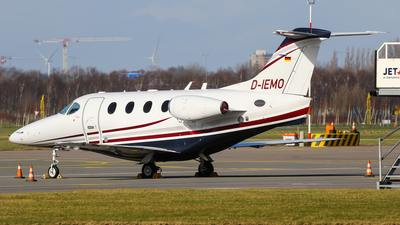 D-IEMO - Raytheon 390 Premier I - Private