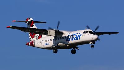 UR-UTA - ATR 42-300 - UTair Ukraine