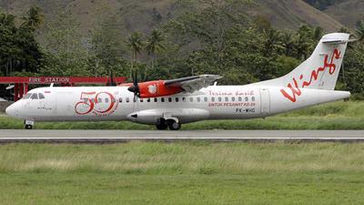 A picture of PKWHG - ATR 72600 - Wings Air - © Yogiyudha28