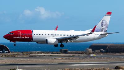 SE-RRE - Boeing 737-8JP - Norwegian