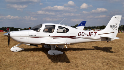 OO-JFT - Cirrus SR20-G2 - Private