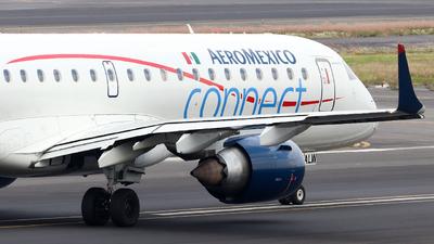 XA-ALW - Embraer 190-100LR - Aeroméxico Connect