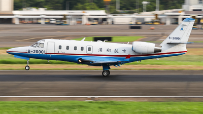 B-20001 - IAI 1125 Astra SPX - Private