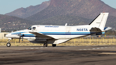 N68TA - Beech 99 Airliner - Ameriflight