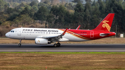 B-8635 - Airbus A320-231 - Shenzhen Airlines