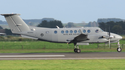 NZ2353 - Beechcraft B300 King Air 350 - New Zealand - Royal New Zealand Air Force (RNZAF)