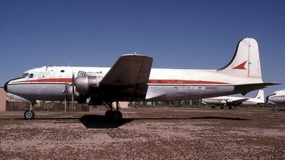 N44910 - Douglas C-54D Skymaster - Biegert Aviation