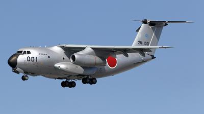 28-1001 - Kawasaki C-1 FTB - Japan - Air Self Defence Force (JASDF)