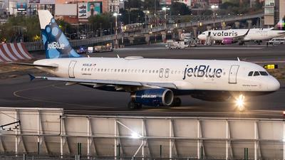 N506JB - Airbus A320-232 - jetBlue Airways