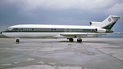 N111AK - Boeing 727-214(Adv)(F) - Private