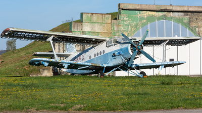 OK-VHD - PZL-Mielec An-2 - Private