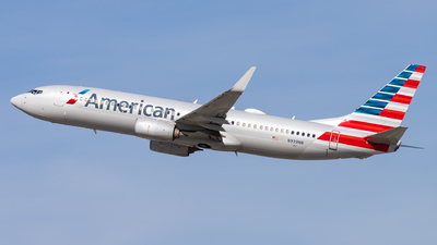 A picture of N939NN - Boeing 737823 - American Airlines - © Eric Esots