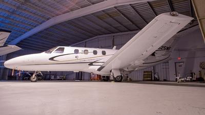 N525WF - Cessna 525 Citationjet CJ1 - Private