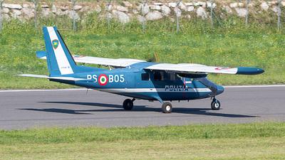 PS-B05 - Vulcanair P.68 Observer - Italy - Polizia di Stato