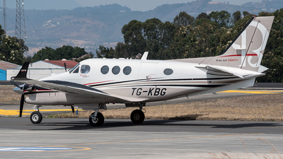 TG-KBG - Beechcraft C90GTx King Air - Private