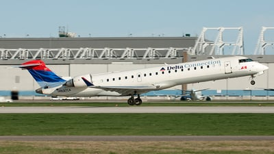 N317CA - Bombardier CRJ-701 - Delta Connection (Comair)