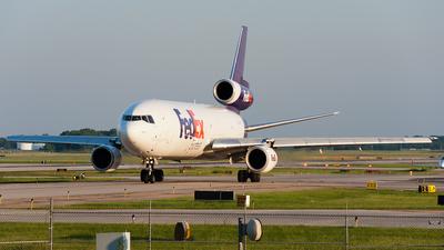 N10060 - McDonnell Douglas MD-10-10(F) - FedEx