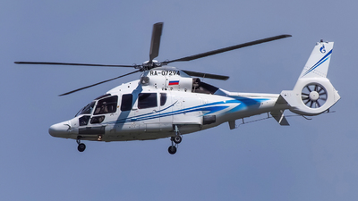 RA-07294 - Eurocopter EC 155 B1 - Gazpromavia