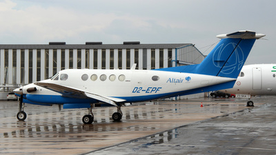 D2-EPF - Beechcraft 200 Super King Air - Altair Linee Aeree