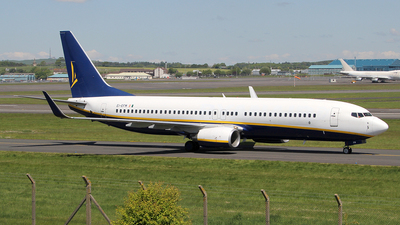 A picture of EIEFM - Boeing 7378AS - [37535] - © Ian Howat