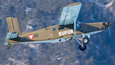 3G-EE - Pilatus PC-6/B2-H2 Turbo Porter - Austria - Air Force