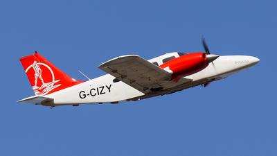 G-CIZY - Piper PA-34-200T Seneca II - Private