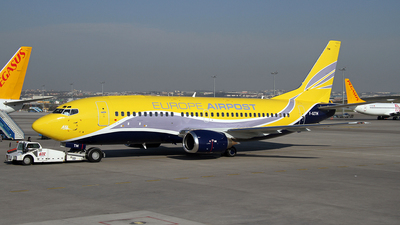 F-GZTM - Boeing 737-3B3(QC) - Europe Airpost