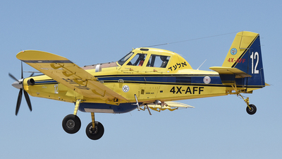 4X-AFF - Air Tractor AT-802 - Chim-Nir Aviation