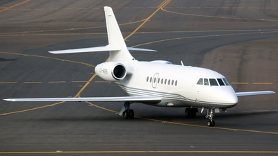 CX-MBS - Dassault Falcon 2000 - Private