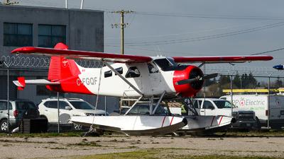 C-FGQF - De Havilland Canada DHC-2 Mk.I Beaver - Private