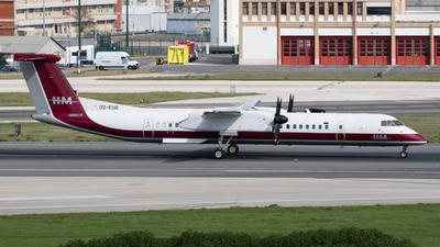 A picture of D2EUQ - De Havilland Canada Dash 8400 - [4322] - © Rui Cardoso