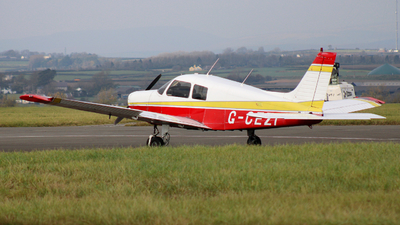 G-CEZI - Piper PA-28-161 Cadet - Redhill Aviation