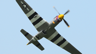 PH-PSI - North American P-51D Mustang - Private