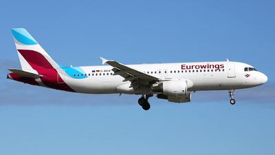 D-AEUE - Airbus A320-214 - Eurowings
