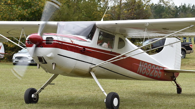 N89265 - Cessna 140 - Private