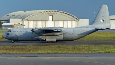 A picture of M3012 - Lockheed C130H Hercules -  - © Prestley Shim