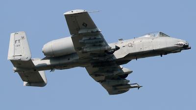 78-0613 - Fairchild A-10C Thunderbolt II - United States - US Air Force (USAF)