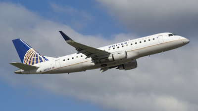 N85356 - Embraer 170-200LR - United Express (Mesa Airlines)