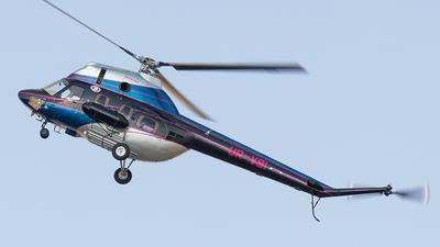 UR-VBI - PZL-Swidnik Mi-2MSB1 - Motor Sich Airlines