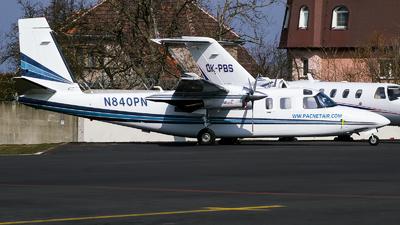 N840PN - Rockwell Commander 690C Jetprop 840 - Pacnet Air