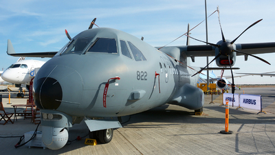 822 - CASA C-295AEW - United Arab Emirates - Air Force