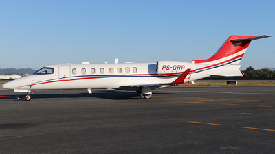 PS-GRP - Bombardier Learjet 75 - Private