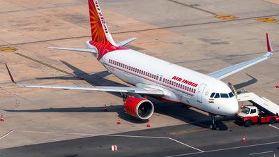 VT-EXL - Airbus A320-251N - Air India