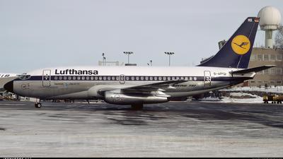 D-ABMB - Boeing 737-230(Adv) - Lufthansa